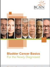 bladder cancer education from the bladder cancer advocacy network (BCAN)