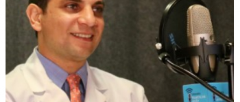 Radio Interview Discusses Blue Light Cystoscopy