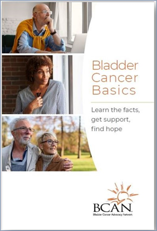bladder cancer education for patients